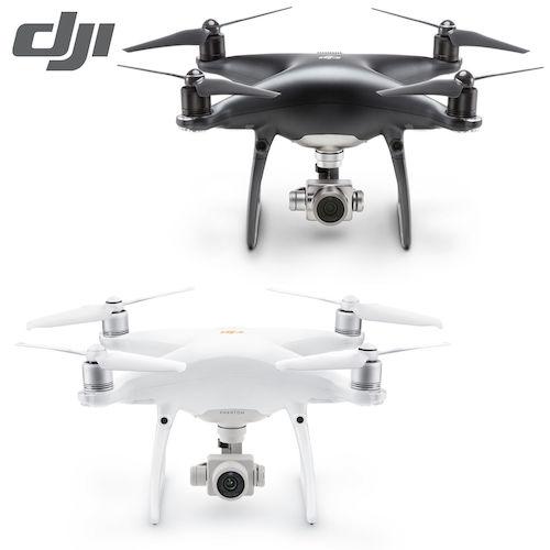 DJI 大疆 精灵 PHANTOM 4 PRO 4K 高清 智能航拍无人机 – 低至6折优惠!