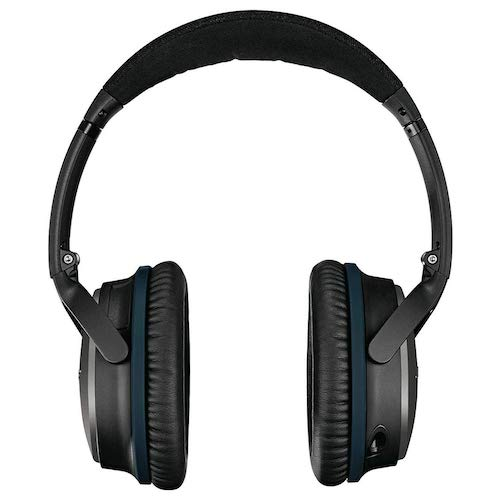 Bose QC25 主动降噪头罩式耳机 – 黑色版 - 7折优惠!