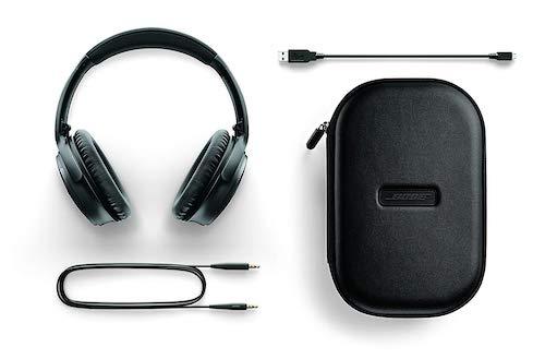 Bose QuietComfort 35 II QC35 2代 头戴式主动降噪无线耳机  – 低至6折优惠!