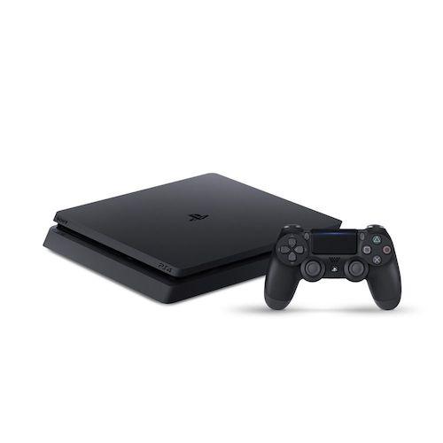 Sony 索尼 PS4 Slim 1TB版 小号游戏主机 黑色款 – 8折优惠!
