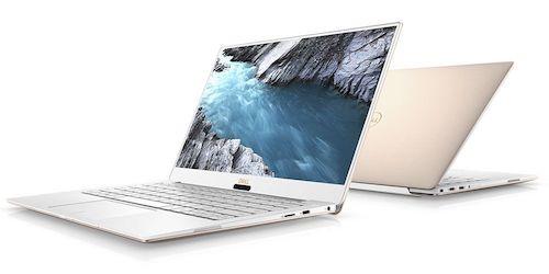戴尔 Dell XPS 13 9370(i7-8550U 8GB RAM 256GB)- 玫瑰金色笔记本电脑 – 7折优惠!