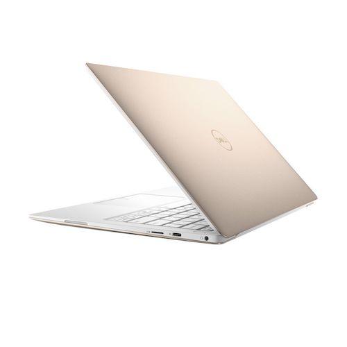 DELL 戴尔 XPS 13-9370 13.3寸4K触控屏微边框笔记本(i7-8550U、16GB、512GB)玫瑰金色 -75折优惠!