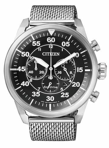CITIZEN 西铁城 CA4210-59E 光动能男士防水手表 – 低至35折优惠!