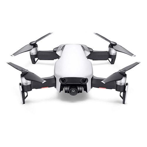大疆 DJI Mavic Air 便携可折叠4K高清 无人机 白色版 – 7折优惠!