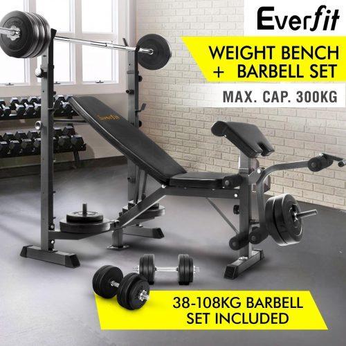 Everfit 多功能举重床 – 低至3折优惠!