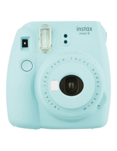 Fujifilm 富士 Instax Mini 9 拍立得相机 四色可选 – 8折优惠