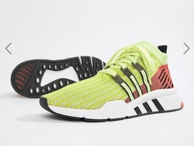 adidas 阿迪达斯 Originals EQT Support ADV 男子休闲运动鞋 – 低至4折优惠!