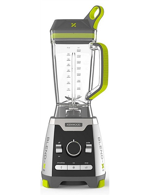 KENWOOD 凯伍德 BLP900BK Blend-X Pro 多功能破壁料理机 – 低至3折优惠!