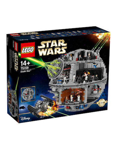 LEGO 乐高 星球大战系列 Death Star 75159 死星 – 8折优惠!