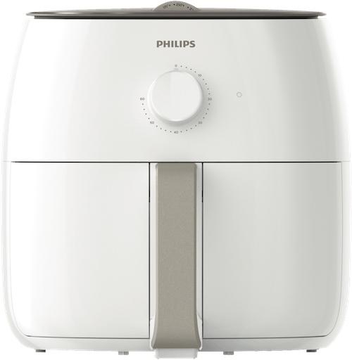 Philips 飞利浦 HD9630/21 1.4Kg 大号空气炸锅 – 75折优惠!