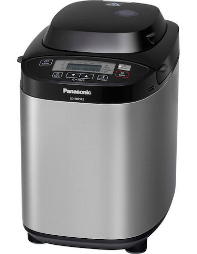 Panasonic 松下 SD-ZB2512 不锈钢 全自动面包机 – 8折优惠!