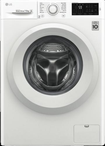 澳洲省钱快讯【ebay优惠码】                         LG WD1275TC5W 7.5公斤 全自动滚筒洗衣机 – 8折优惠!                         折后只要$518.4! 1