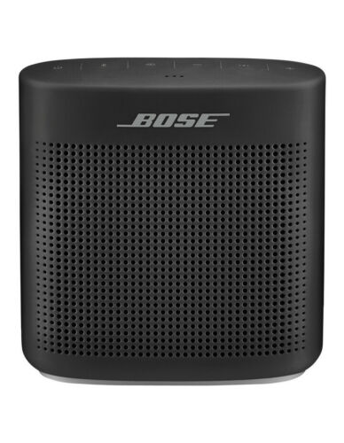 BOSE SoundLink Colour Bluetooth Speaker II 便携式蓝牙扬声器 8折优惠!