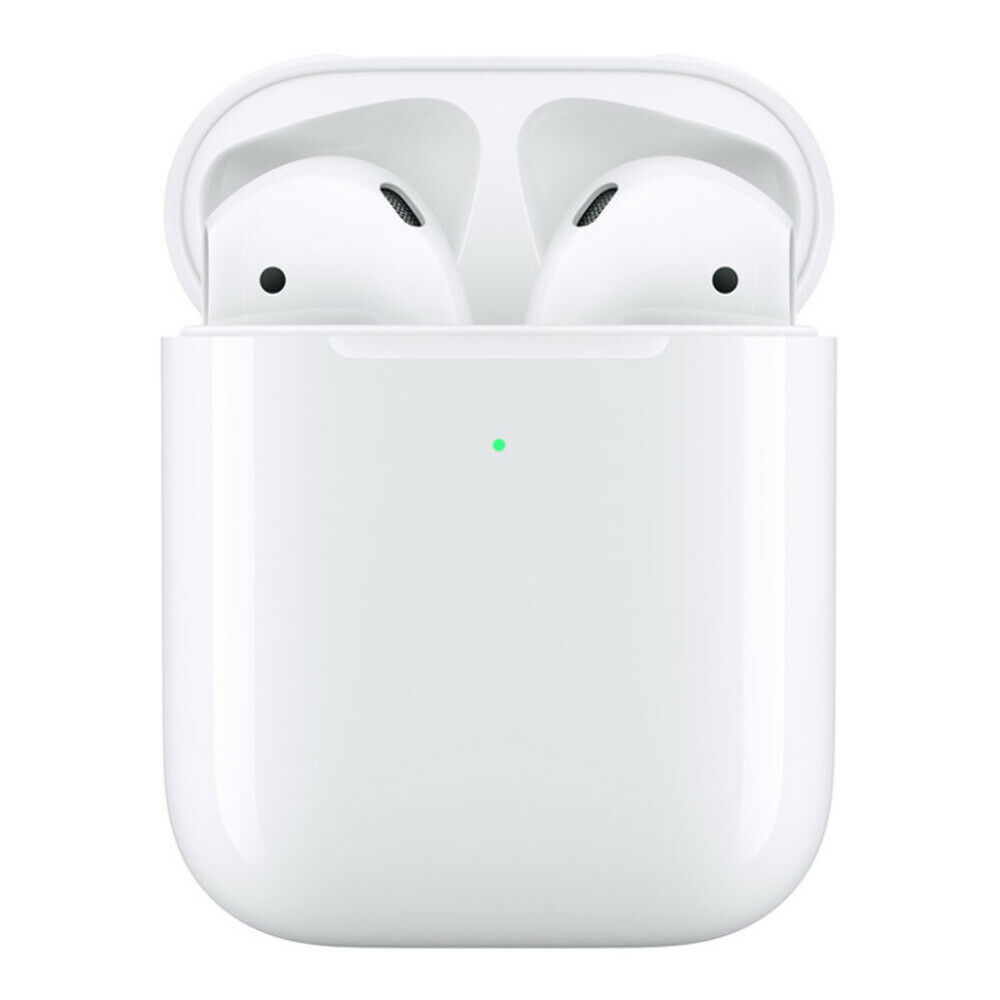 苹果 Apple AirPods (2nd Gen) with Charging Case 真蓝牙无线耳机 – 8折优惠!