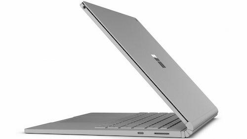 Microsoft 微软 Surface Book 2 13.5寸二合一平板笔记本电脑 i5 256G 8G – 75折优惠!