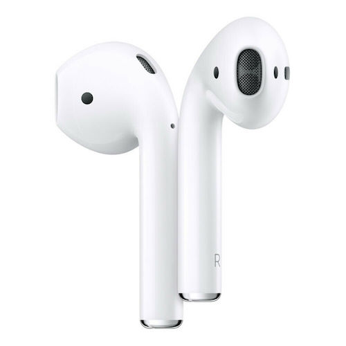 苹果 Apple AirPods 2 第二代 真无线蓝牙耳机 – 85折优惠!用码后只要$203!