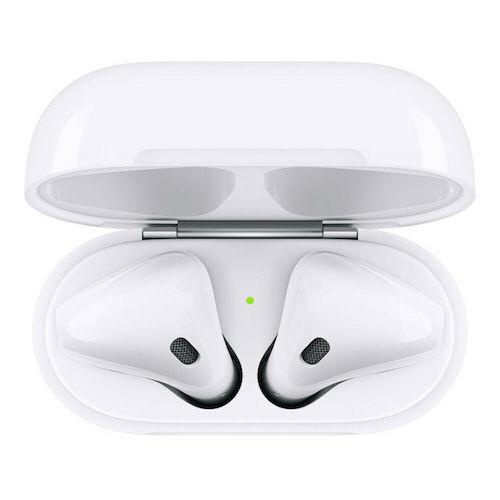 苹果 Apple AirPods 2 第二代 真无线蓝牙耳机 – 85折优惠!用码后只要1!