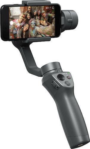 DJI 大疆 Osmo Mobile 2 手持云台 手机稳定器 – 8折优惠!