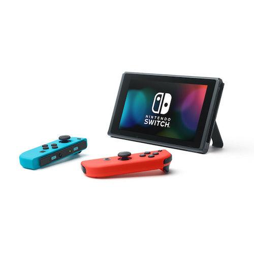 【二手版】Nintendo 任天堂 Switch 游戏主机 - 8折优惠!
