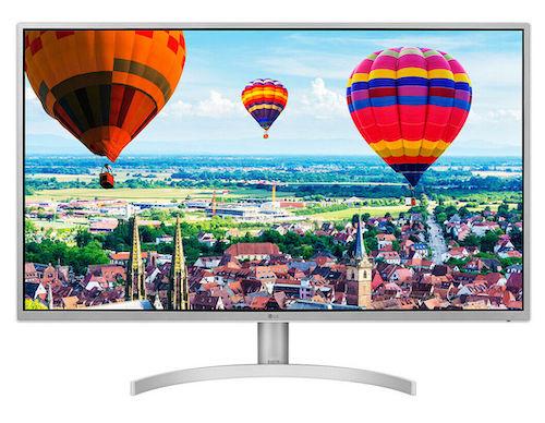 LG 32QK500-W 32寸 窄边框 IPS 显示器(2K、FreeSync)- 85折优惠!