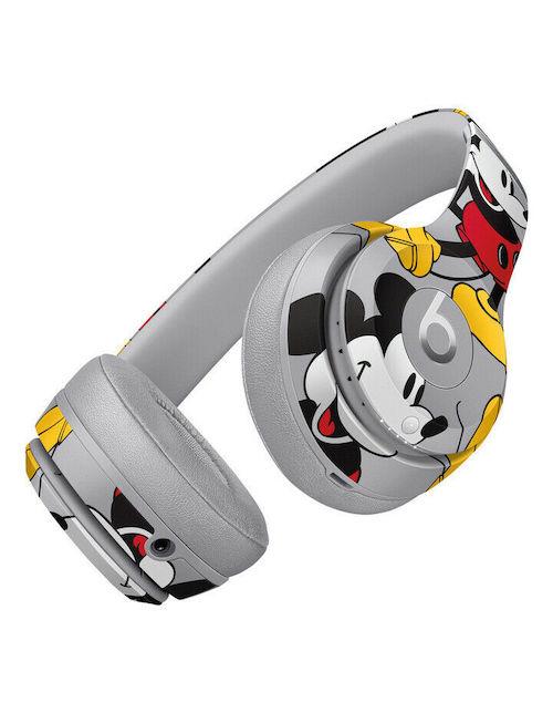 [Amazon Prime 会员] Beats Solo3 Wireless 头戴式无线蓝牙耳机 米奇90周年纪念款 -