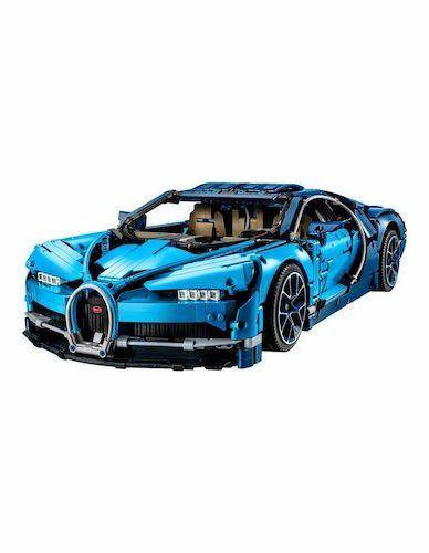 LEGO 乐高 Technic Bugatti Chiron 科技系列 旗舰 42083 布加迪奇龙 – 6折优惠!