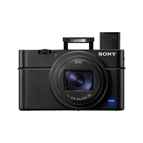 SONY 索尼 DSC-RX100 VI 黑卡6 1英寸大底数码相机 - 8折优惠!