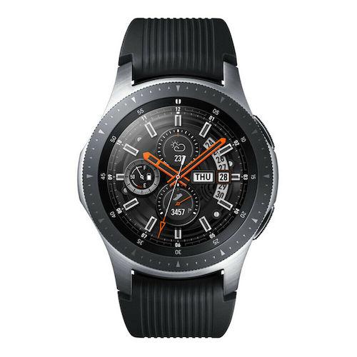 三星 SAMSUNG Galaxy Watch 智能蓝牙通话手表 (46毫米 银色款) – 5折优惠!