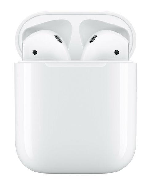苹果 Apple AirPods 2 第二代 真无线蓝牙耳机 – 8折优惠!
