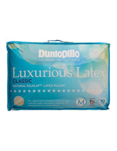 邓禄普 Dunlopillo Talalay Latex 中号天然乳胶枕 - 5折优惠!