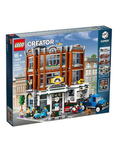 乐高 LEGO Creator Expert Corner Garage 10264 街景系列 街角修车厂 – 8折优惠!