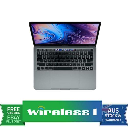 [eBay Plus] 苹果 Apple 13寸及15寸 MacBook Pro with Touch Bar 2019款 笔记本电脑 – 85折优惠!