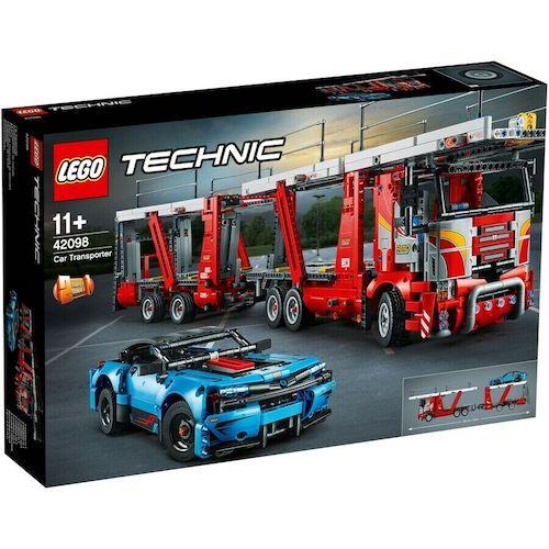 LEGO 乐高 Technic 机械组系列 42098 Car Transporter 汽车运输车 – 6折优惠!