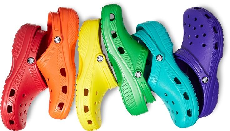 鞋履品牌 Crocs 澳洲官网活动:全场所有商品 –  额外5折优惠!