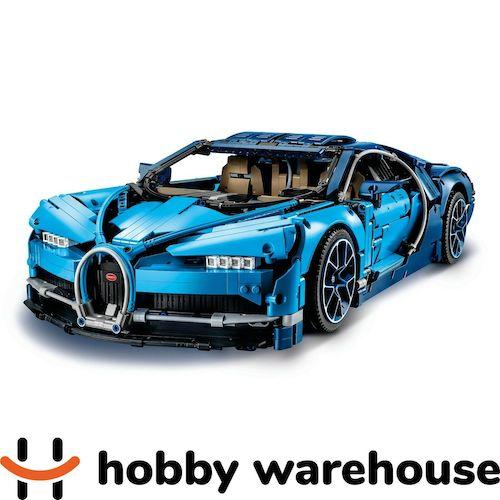 LEGO 乐高 Technic Bugatti Chiron 科技系列 旗舰 42083 布加迪奇龙 – 85折优惠!