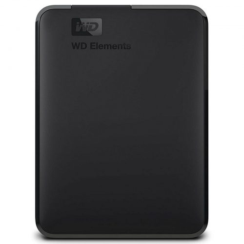 Western Digital WD 移动硬盘-3TB、2.5
