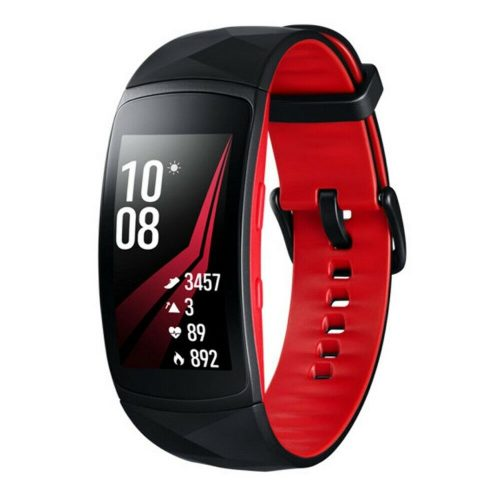 Samsung Gear Fit 2 Pro智能手环 (SM-R365N, Large)