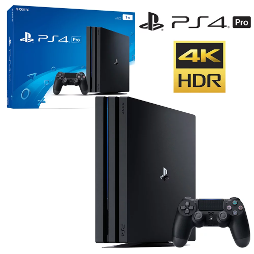 PlayStation 4 PS4 Pro 1TB 游戏机 82折优惠