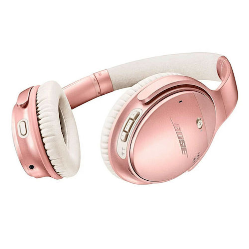 Bose QuietComfort QC35 II 头戴式无线蓝牙降噪耳机  – 7折优惠!