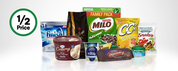 澳洲超市 Woolworths 活动:自提订单购物满$160 – 立减$15!