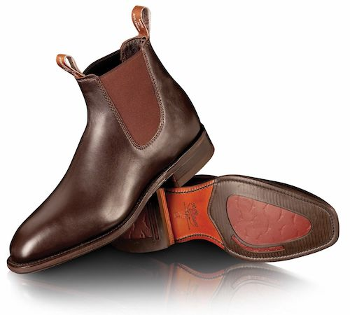 R. M. Williams Dynamic Flex Craftsman 男士短靴 – 8折优惠!