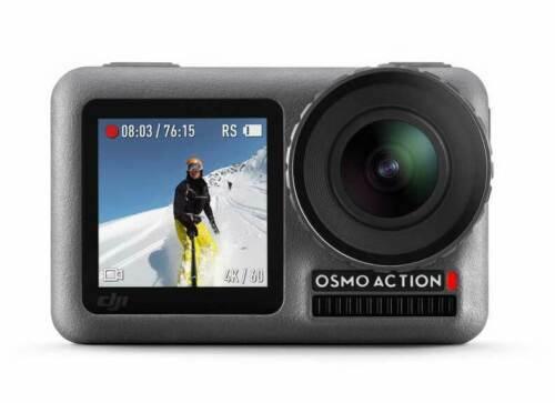 DJI 大疆 Osmo Action 灵眸运动相机 裸机防水 4K高清 – 额外85折优惠!