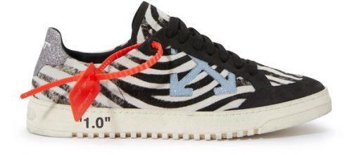 OFF-WHITE 箭头运动鞋