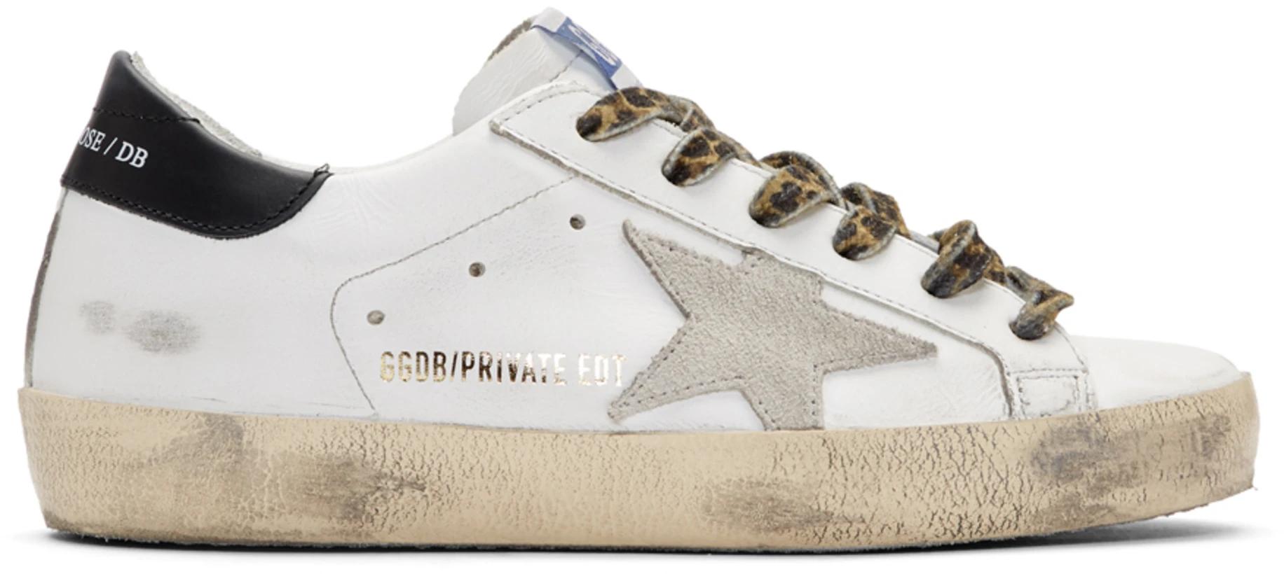 Golden Goose SSENSE 独家发售 星星小脏鞋