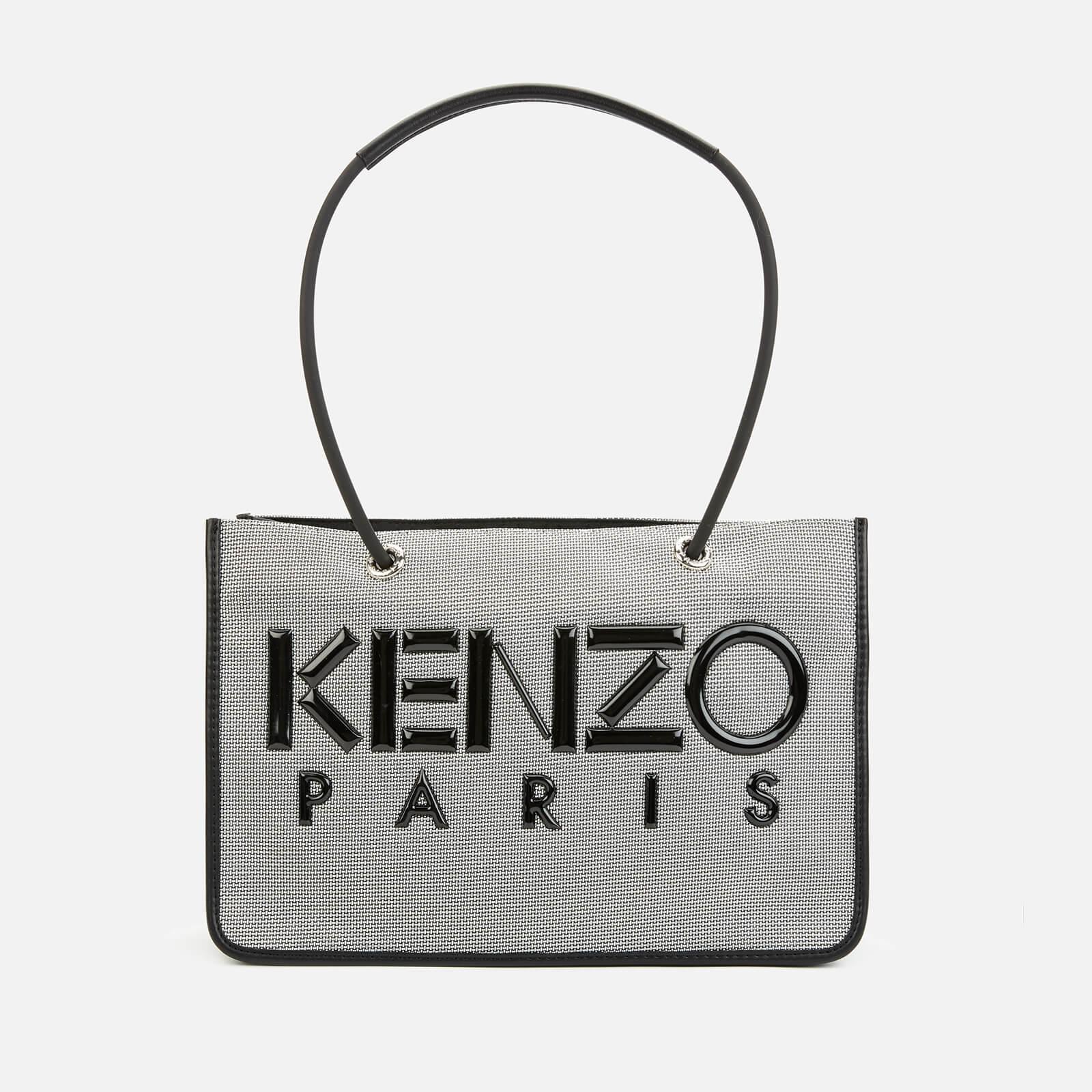KENZO女士徽标手提袋