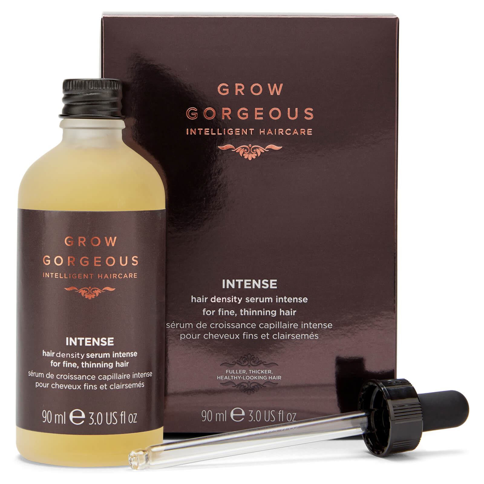 Grow Gorgeous 头发浓密精华液 90毫升
