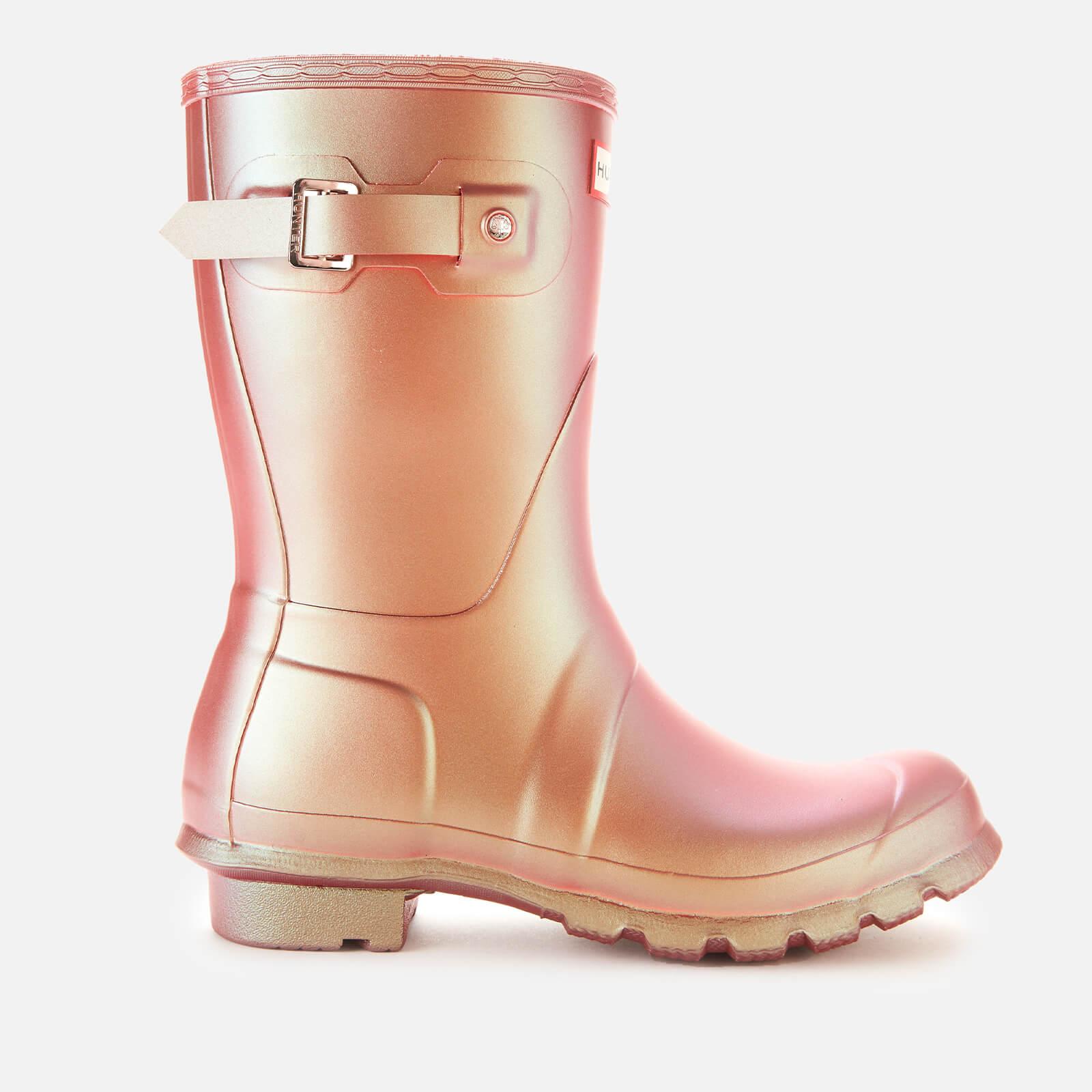 allSole 现有 Hunter 雨鞋 轻松享受折上折 让你爱上下雨天!