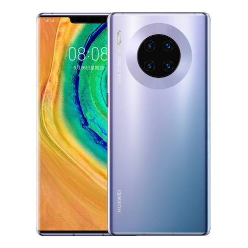 华为 Huawei Mate 30 Pro(双4G, 256GB/8GB)智能手机 送 FreeBuds 3   – 8折优惠!