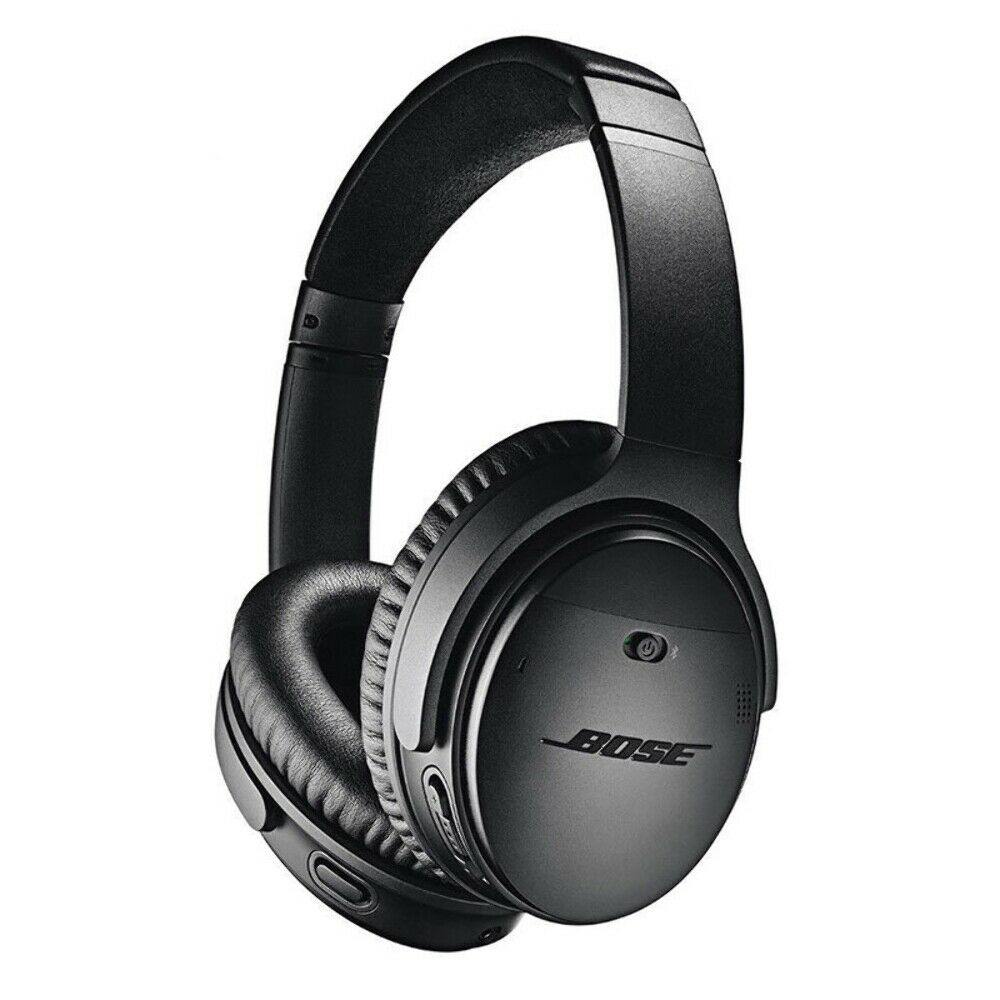 Bose 博士 QC35 QuietComfort 35 II 头戴式主动降噪无线耳机