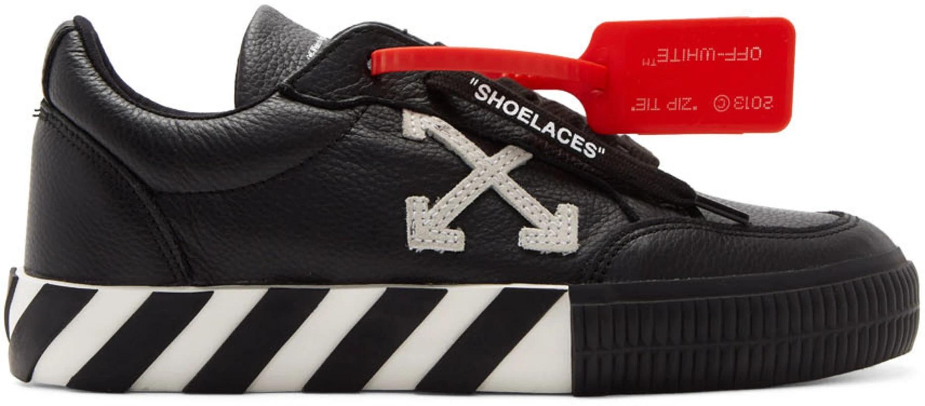Off-White 黑色Arrow 运动鞋